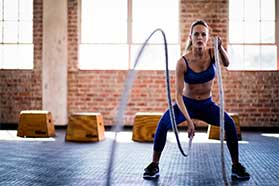 High Intensity Interval Training for Weight Loss Fredericksburg, VA