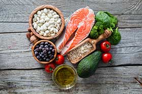 Mediterranean Diet Weight Loss Plan Consultations Wake Forest, NC