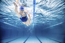 Swimming for Weight Loss in Lewis Center, OH
